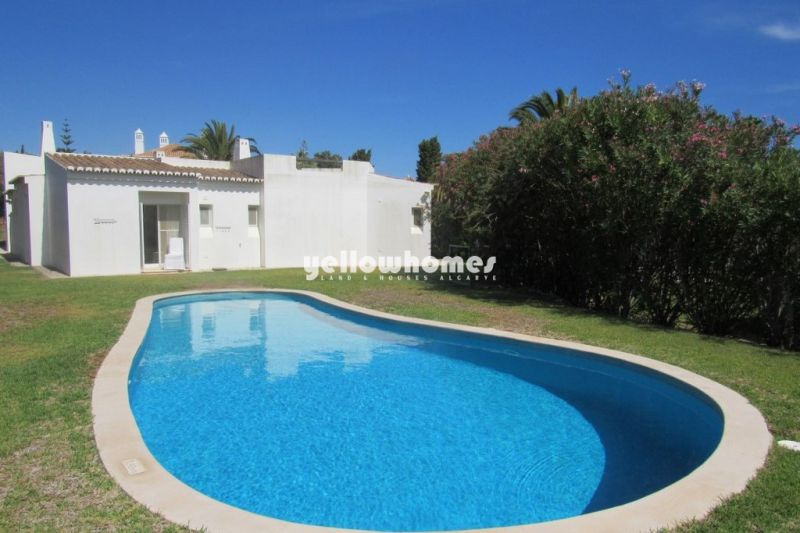 Charming four bedroom villa with private pool near Carvoeiro